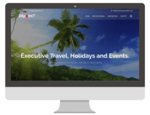 24point7 Website